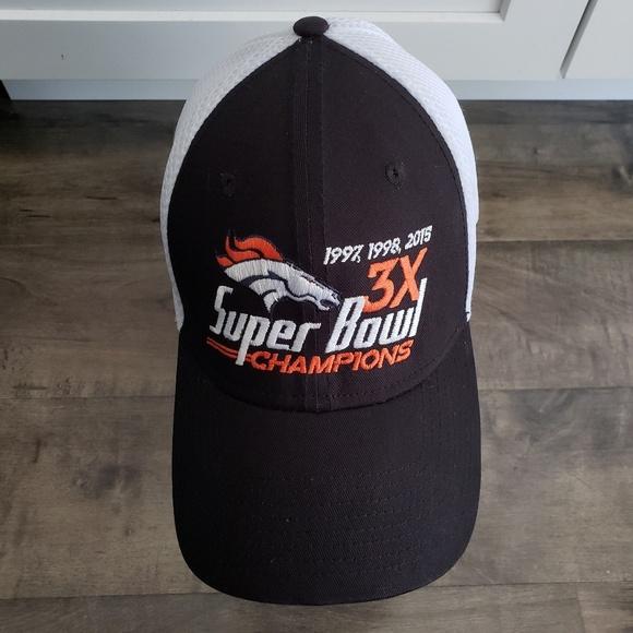 New Era Other - Denver Broncos Super Bowl Hat